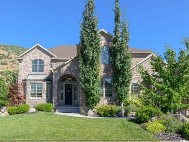 13497 S Fair Hill Ct, Draper, UT 84020 (#1628049) :: goBE Realty
