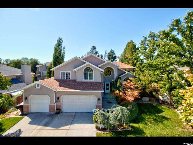 4658 S Stockbridge Ln E, Salt Lake City, UT 84117 (#1628772) :: Colemere Realty Associates