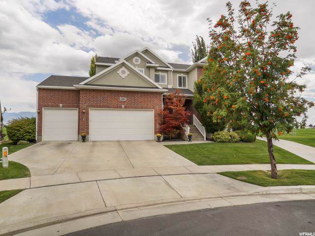 1483 Brookshire Dr, Syracuse, UT 84075 (#1629252) :: Colemere Realty Associates