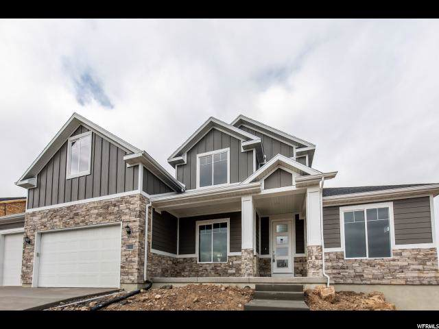 3031 S Hollow Way, Saratoga Springs, UT 84045 (#1630160) :: Doxey Real Estate Group