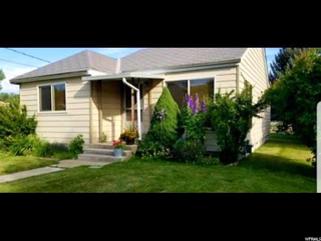 160 E 100 N, Coalville, UT 84017 (MLS #1630504) :: High Country Properties
