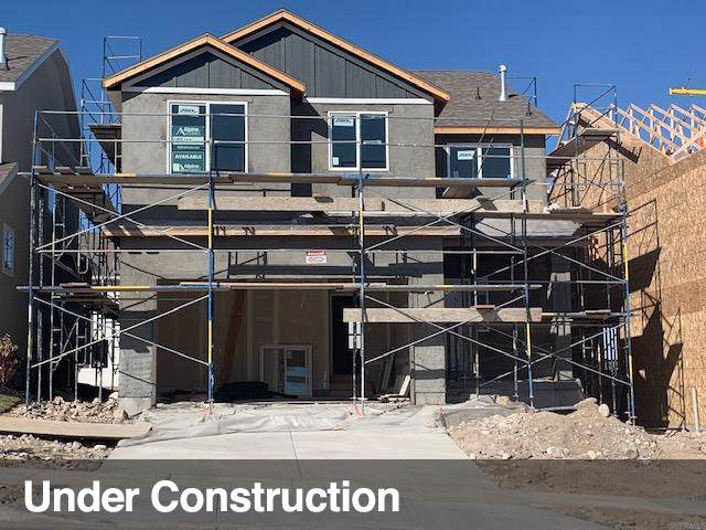 3432 W 15000 S #109, Herriman, UT 84096 (#1630509) :: The Fields Team