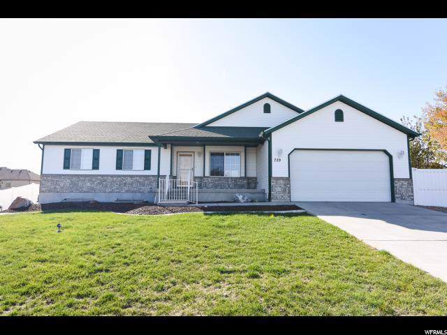 739 W Sage Wood Cir S, Grantsville, UT 84029 (#1633188) :: Colemere Realty Associates