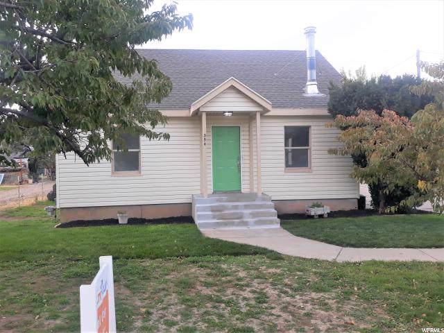 354 E Center St, Nephi, UT 84648 (#1633643) :: Big Key Real Estate