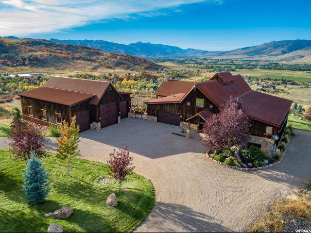 9366 E Falcon Way, Huntsville, UT 84317 (#1634079) :: Colemere Realty Associates