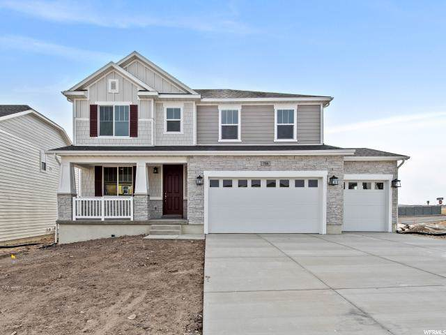 739 W Wild Hyacinth Dr S #405, Saratoga Springs, UT 84045 (#1634910) :: Red Sign Team