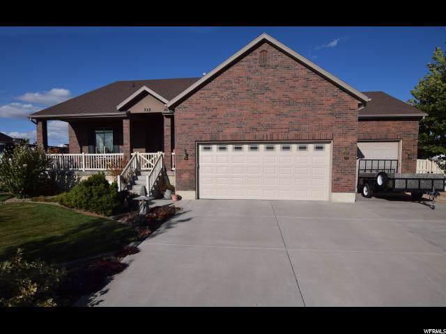 322 N 3600 St W, Layton, UT 84041 (#1635031) :: Bustos Real Estate | Keller Williams Utah Realtors