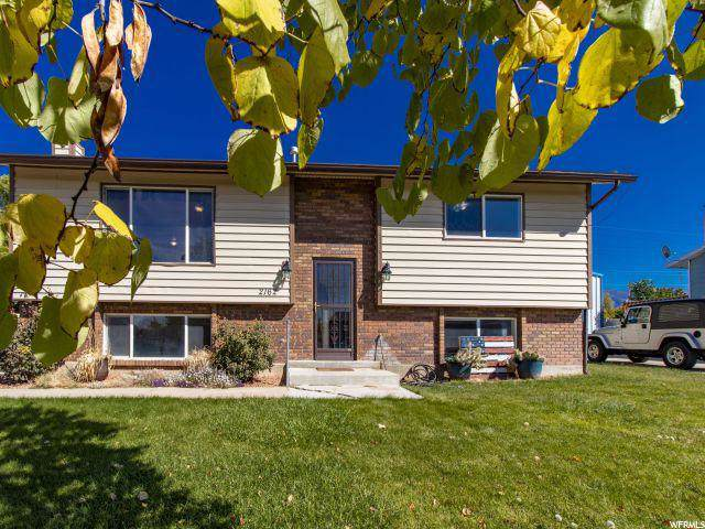2162 S 150 W, Clearfield, UT 84015 (#1637030) :: Doxey Real Estate Group