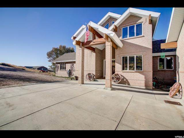 320 Old Farm Ln, Coalville, UT 84017 (MLS #1637672) :: Jeremy Back Real Estate Team