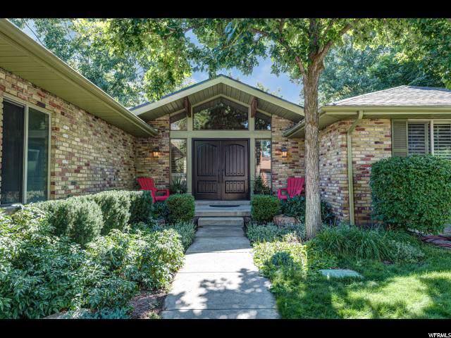 8495 S Terrace Dr, Sandy, UT 84093 (#1639936) :: Exit Realty Success