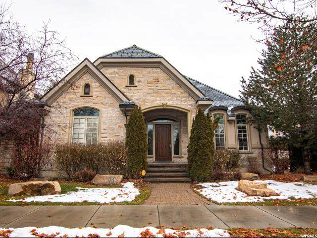 4284 N Stonecrossing, Provo, UT 84604 (#1640890) :: Red Sign Team