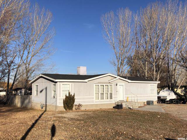 1230 W 725 S, Vernal, UT 84078 (#1644135) :: Exit Realty Success
