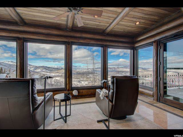 1354 Aerie Dr, Park City, UT 84060 (#1644156) :: Doxey Real Estate Group