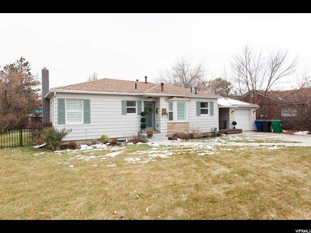 1898 E Osage Orange Ave, Holladay, UT 84124 (#1644289) :: Keller Williams Legacy
