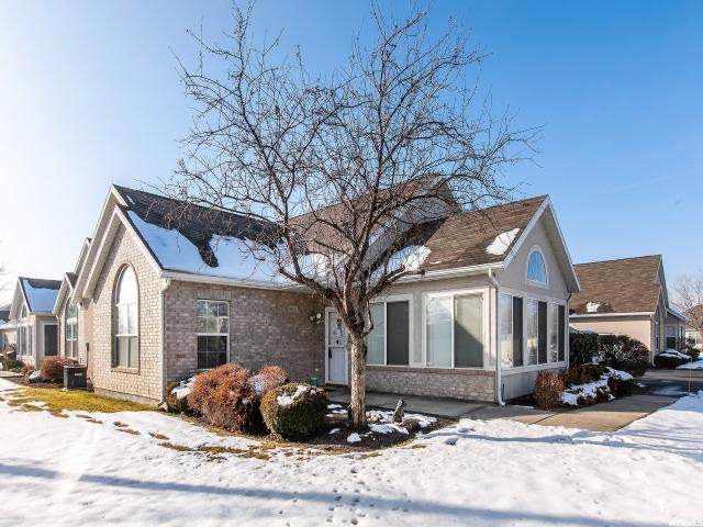 3549 S Villa View Dr W C, West Valley City, UT 84120 (#1645121) :: Doxey Real Estate Group
