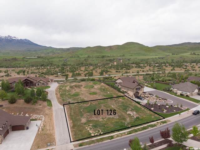 6371 Willow Creek Rd, Mountain Green, UT 84050 (#1646420) :: Red Sign Team