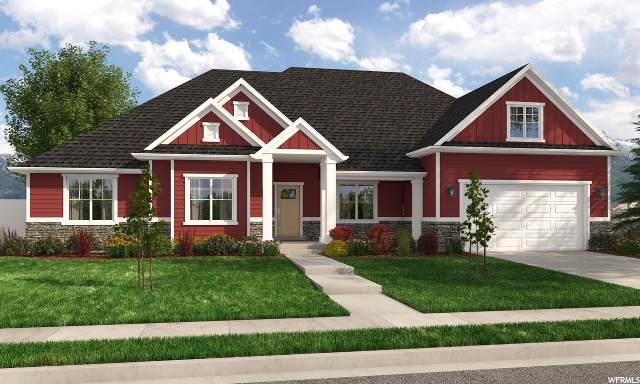 231 N Maple Bend Dr #81, Spanish Fork, UT 84660 (#1647324) :: Red Sign Team