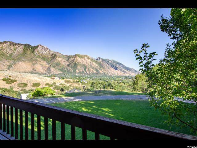 1325 N Fort Canyon Road W, Alpine, UT 84004 (#1649359) :: Red Sign Team