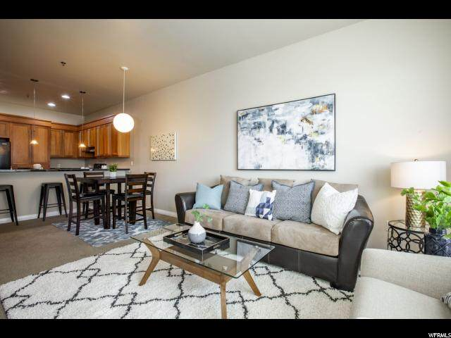 350 S 200 E #603, Salt Lake City, UT 84111 (#1652225) :: Powder Mountain Realty
