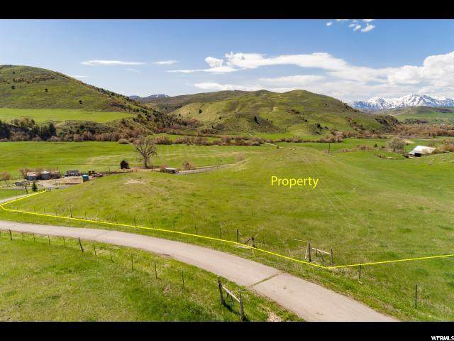 11554 S 800 E, Avon, UT 84328 (#1652230) :: Big Key Real Estate