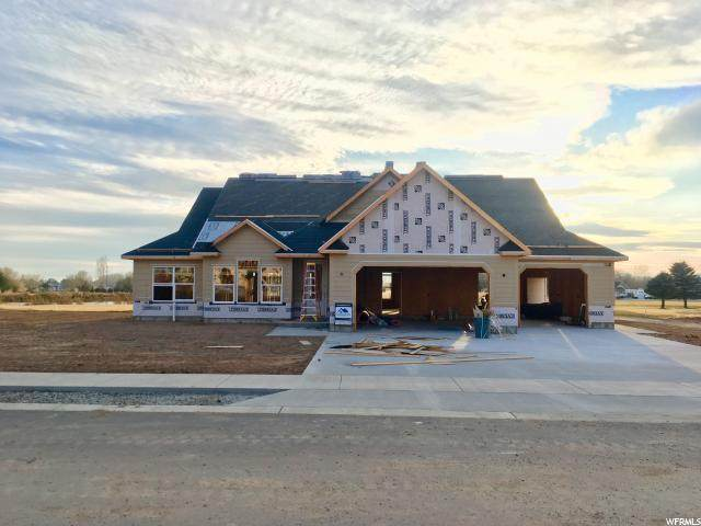 586 Eagle Dr, Preston, ID 83263 (#1652532) :: Bustos Real Estate | Keller Williams Utah Realtors