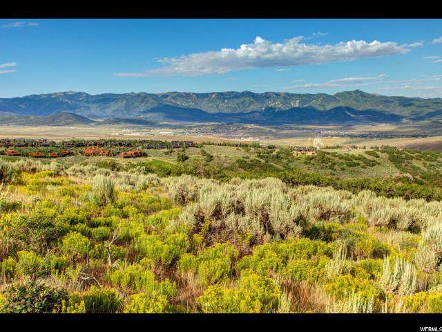 4050 Pinnacle Sky Loop, Park City, UT 84098 (MLS #1653080) :: High Country Properties
