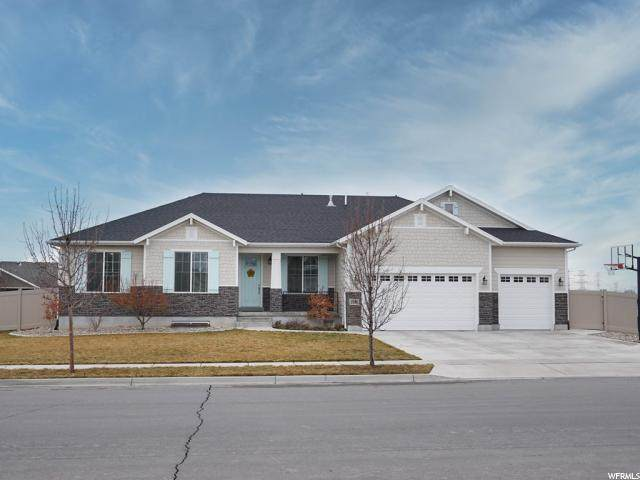 1328 S Sir Barton Dr, Kaysville, UT 84037 (#1653092) :: Doxey Real Estate Group