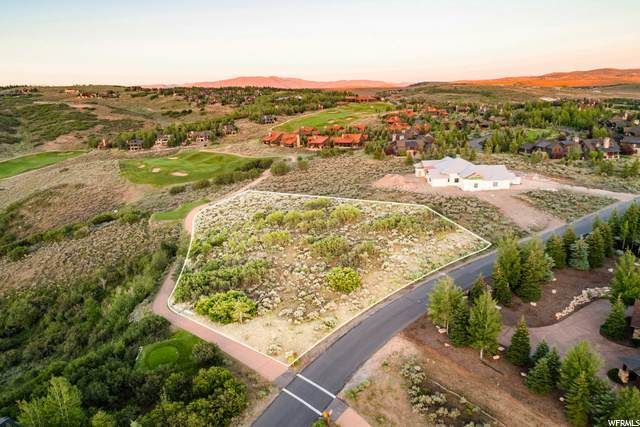 7991 N West Hills Trl, Park City, UT 84098 (#1654830) :: The Fields Team