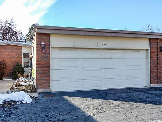 365 N 150 W, Logan, UT 84321 (#1655631) :: Colemere Realty Associates