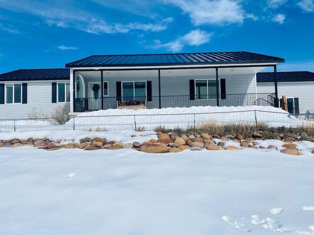 2421 N Water Canyon Ave, Huntsville, UT 84317 (#1656030) :: Red Sign Team