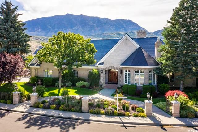 566 N Bella Vista Dr E, Orem, UT 84097 (#1656912) :: Big Key Real Estate
