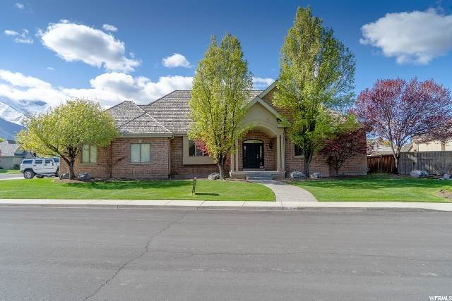 1644 E 1100 S, Springville, UT 84663 (#1657473) :: Red Sign Team
