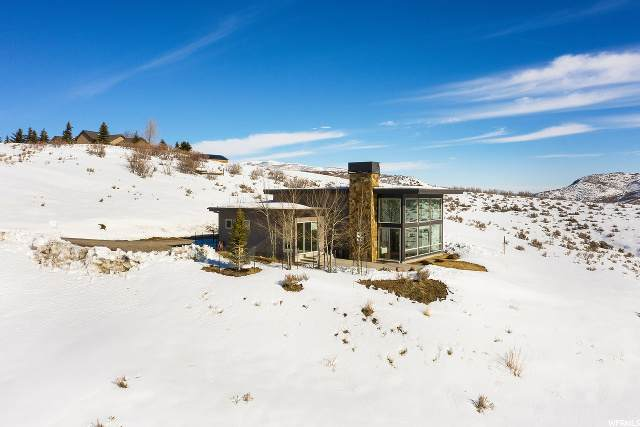 8536 Highfield Rd, Park City, UT 84098 (MLS #1657974) :: Lookout Real Estate Group