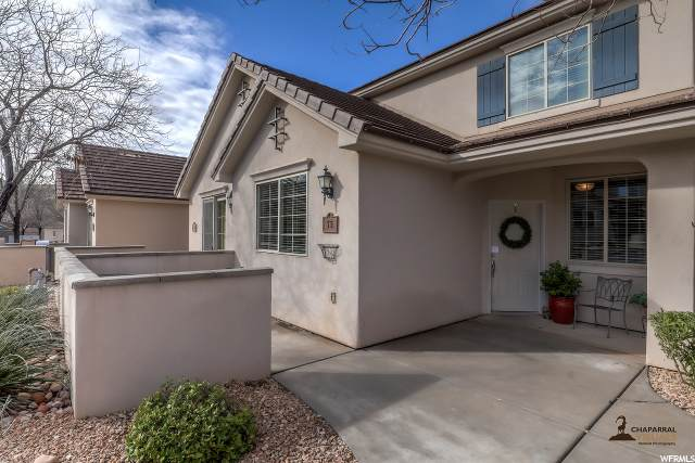 3439 S Barcelona Dr #75, St. George, UT 84790 (#1659139) :: Doxey Real Estate Group