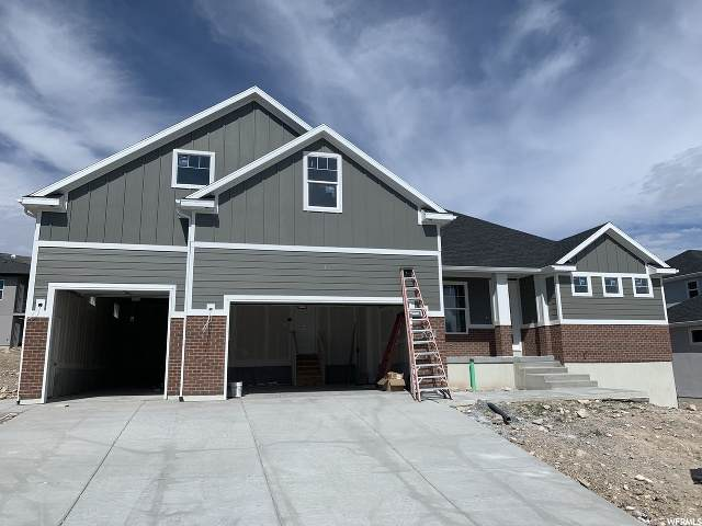 3163 S Hollow Way, Saratoga Springs, UT 84045 (#1659795) :: Red Sign Team