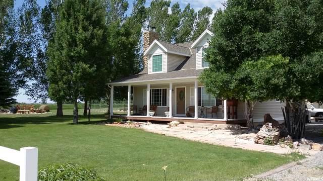 5056 S 9500 E, Vernal, UT 84078 (#1661037) :: Big Key Real Estate