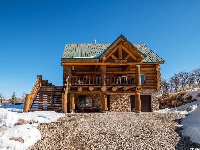 2539 S Timber Lakes Dr 1049A, Heber City, UT 84032 (MLS #1661582) :: High Country Properties