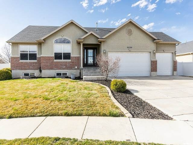 4646 W 5675 S, Hooper, UT 84315 (#1661728) :: Doxey Real Estate Group