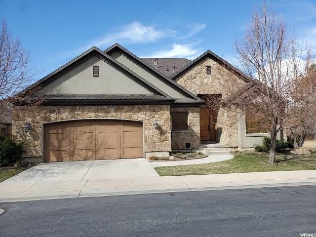 8176 S Wasatch Haven Ct E, Salt Lake City, UT 84121 (#1662993) :: Big Key Real Estate