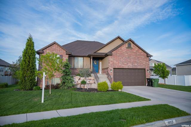 1853 S Doral W, Syracuse, UT 84075 (MLS #1667425) :: Lookout Real Estate Group