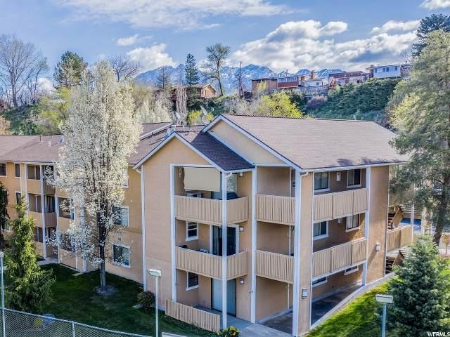 1285 E Ridge Meadow Ln Ln S 8Q, Cottonwood Heights, UT 84047 (#1668030) :: Colemere Realty Associates