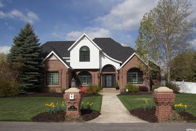 6 S Saddlewood Ln E, Sandy, UT 84092 (#1668243) :: Bustos Real Estate | Keller Williams Utah Realtors