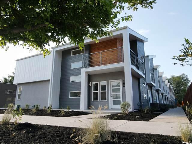 469 N Beaumont Ct W #106, Salt Lake City, UT 84116 (MLS #1670487) :: Lookout Real Estate Group