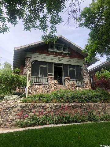 553 E Fifth Ave N, Salt Lake City, UT 84103 (#1671392) :: Bustos Real Estate | Keller Williams Utah Realtors