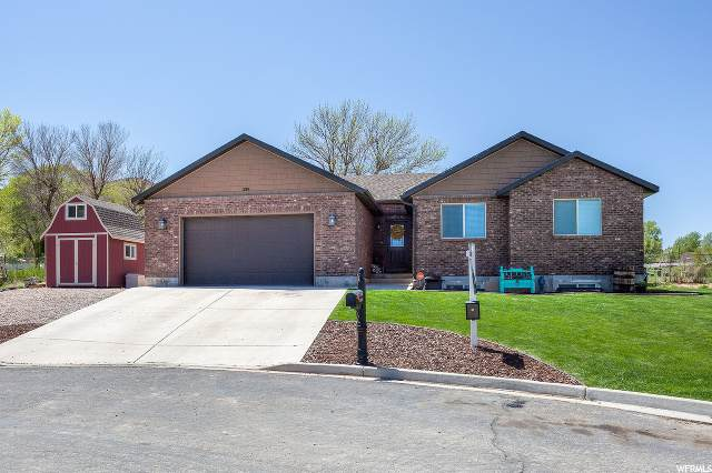 299 S 3340 W, Vernal, UT 84078 (#1673389) :: Big Key Real Estate