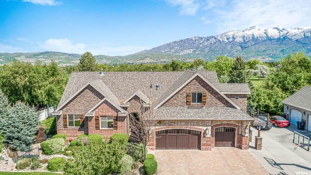 5104 W Jerling Dr, Highland, UT 84003 (#1674435) :: Berkshire Hathaway HomeServices Elite Real Estate