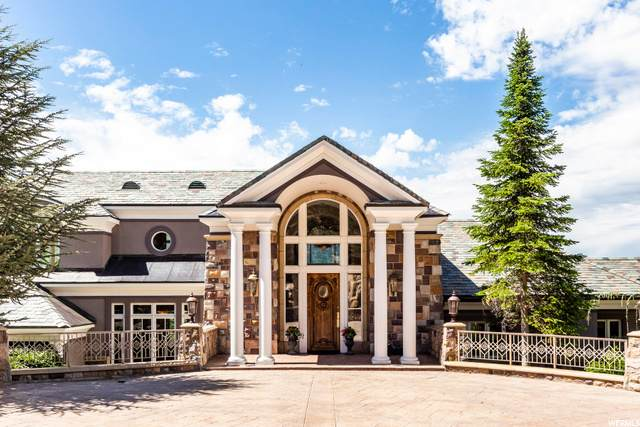 5678 E Twin Creek Rd S, Salt Lake City, UT 84108 (MLS #1674999) :: Summit Sotheby's International Realty