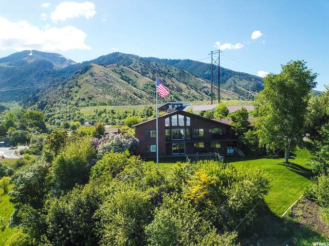 740 S Grandview Dr, Providence, UT 84332 (#1676643) :: Colemere Realty Associates
