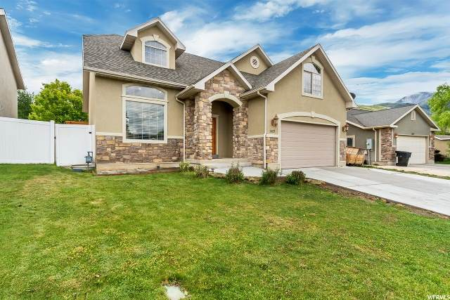 1429 S 50 W, Payson, UT 84651 (#1676830) :: Red Sign Team