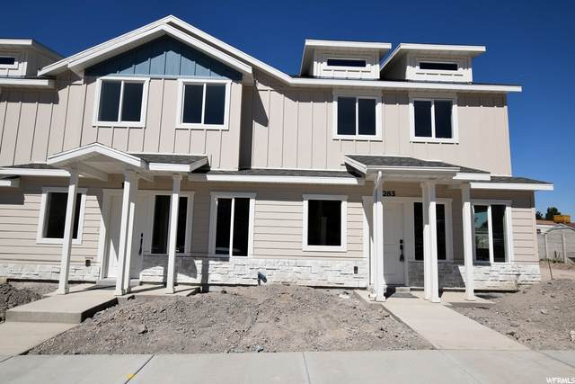 1287 S 1050 E #3, Provo, UT 84606 (MLS #1677551) :: Lookout Real Estate Group
